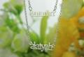 Le collier prénom en argent – une chouette idée de cadeau pour la fête des mères