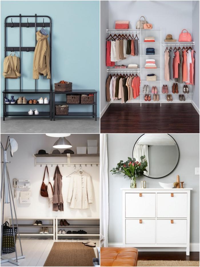 comment ranger ses chaussures dans un placard gallery of. Black Bedroom Furniture Sets. Home Design Ideas