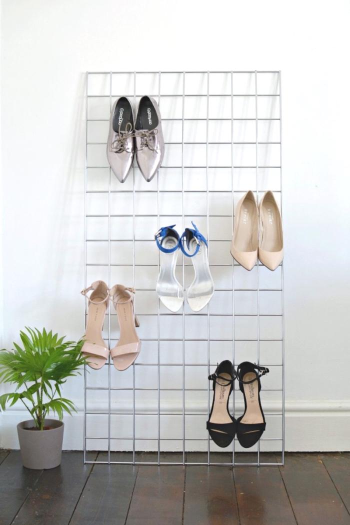 astuce rangement chaussures nos conseils pour mettre de l ordre dans son int rieur obsigen. Black Bedroom Furniture Sets. Home Design Ideas