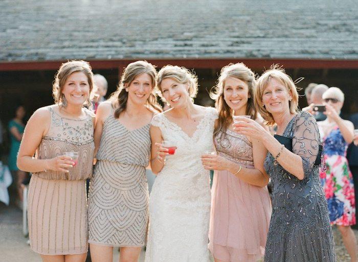Robe longue pour mariage tenue habillée femme printemps robe à porter la famille de la mariee