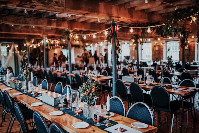 Centre de table mariage décoration salle de mariage pinterest mariage