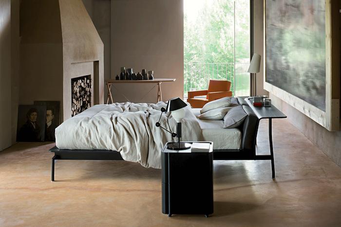 sol style industriel trendy cuisine style industriel quels matriaux et lments dco privilgier. Black Bedroom Furniture Sets. Home Design Ideas