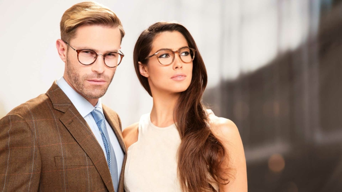 monture de lunette en style tortoise, grosse lunette de vue, modèle de monture homme et femme en style luxueux et élégant, lunette de vue tendance