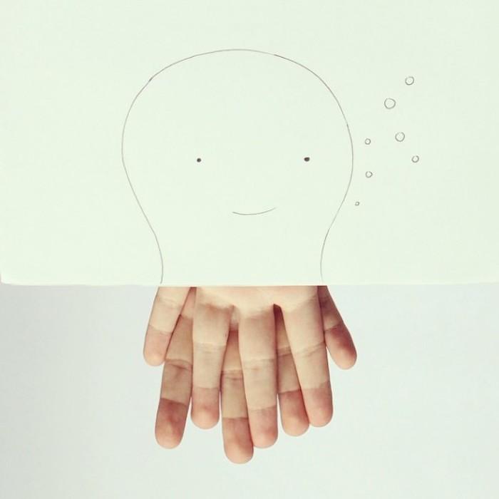 Mignon dessin image à réproduire dessin mignon facile kawai simple mains