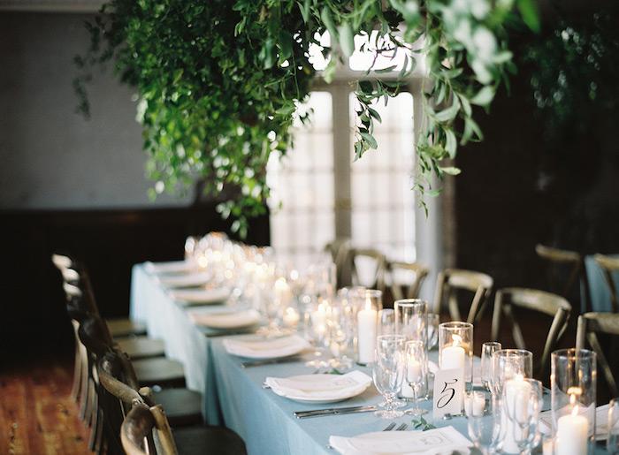 Marque place mariage décoration de table mariage élégant déco diy