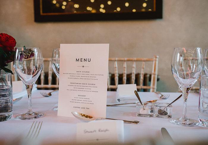 Pinterest mariage décoration de table mariage décoration de table menu mariage à imprimer