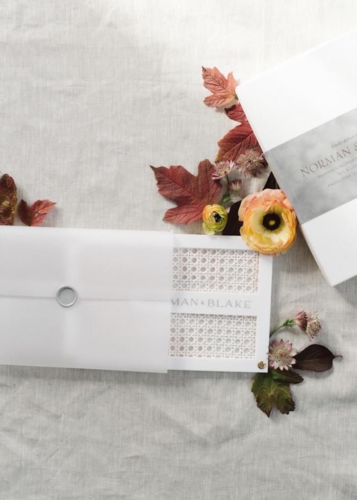 Menu de mariage décoration de table mariage thématique idée carte mariage à offrir vos invités
