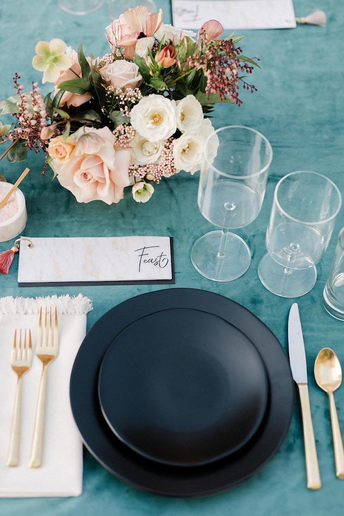 Porte menu mariage décoration de table mariage comment décorer la table
