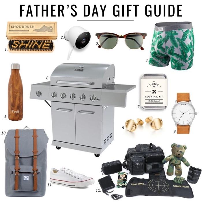 objets et accessoires variés à offrir à un homme, accessoires mode avec sac à dos gris et paire de baskets blancs