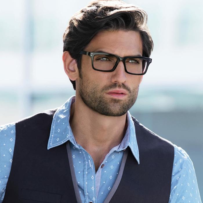 lunette de vue homme stylé,lunette ronde