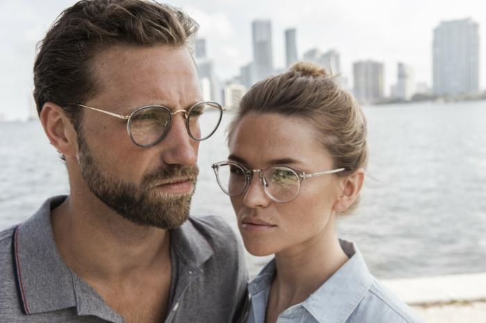 1001 id es pour des lunettes de vue homme tendance les mod les hipster. Black Bedroom Furniture Sets. Home Design Ideas