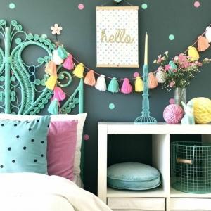 Déco chambre fille ado: des idées pour la personnaliser