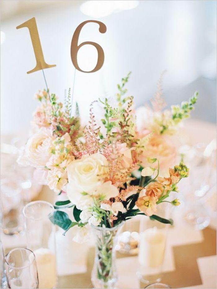 Décoration salle de mariage décoration de table mariage image déco jolie