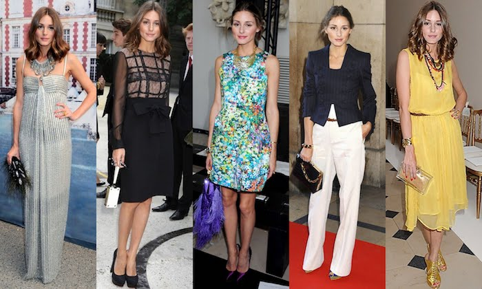 Tenue mariage femme quelle tenue choisir invitée bien habillée pour mariage chic Olivia Palermo suggestions