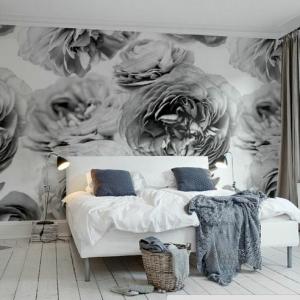 Comment créer et décorer une chambre blanche et grise? 95 réponses en images