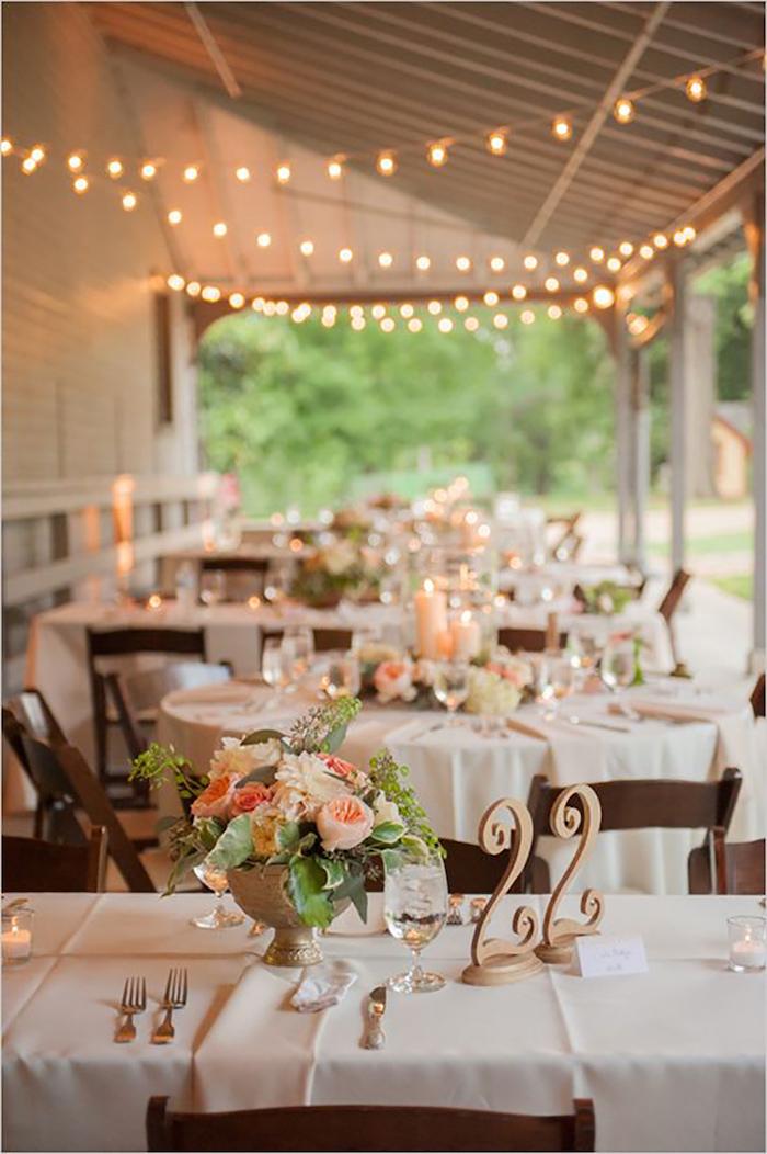 Centre de table mariage menu mariage célébrer le jour j comment décorer belle déco romantique