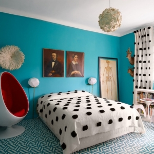 Peinture chambre fille – variez les palettes