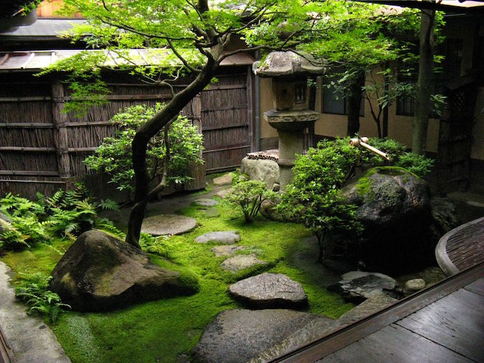 Beautiful Modle De Mini Jardin Japonais Ideas - House Design ...