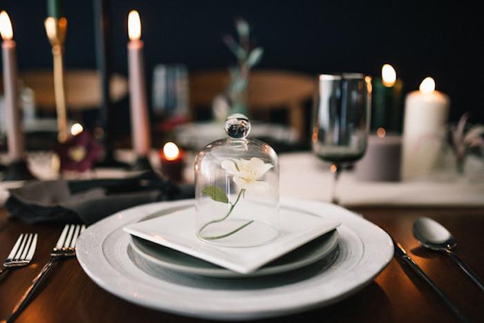 Mariage pas cher menu mariage comment décorer la table de mariage déco