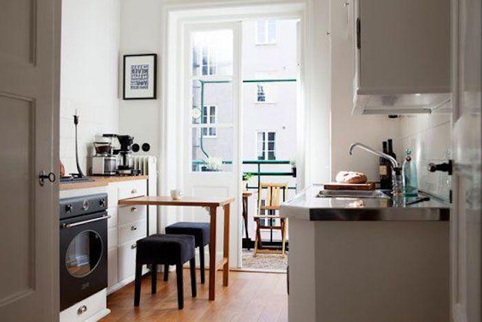 Idée déco salon moderne décoration intérieure salon salle à manger déco petite cuisine bien aménagée