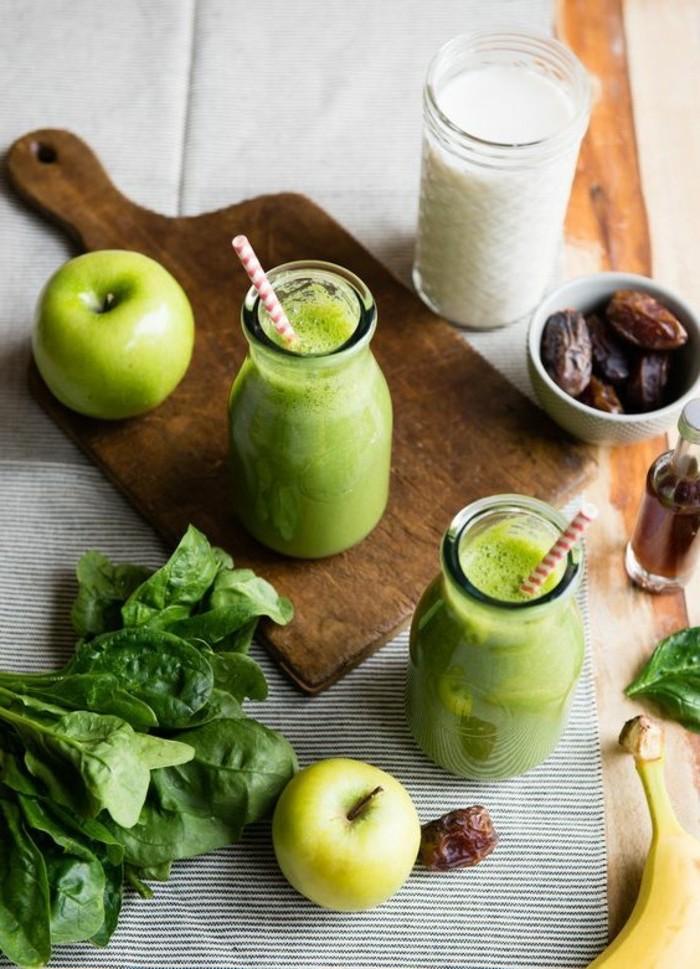 Boisson amincissante boisson detox gingembre boisson detox recette vert smoothie