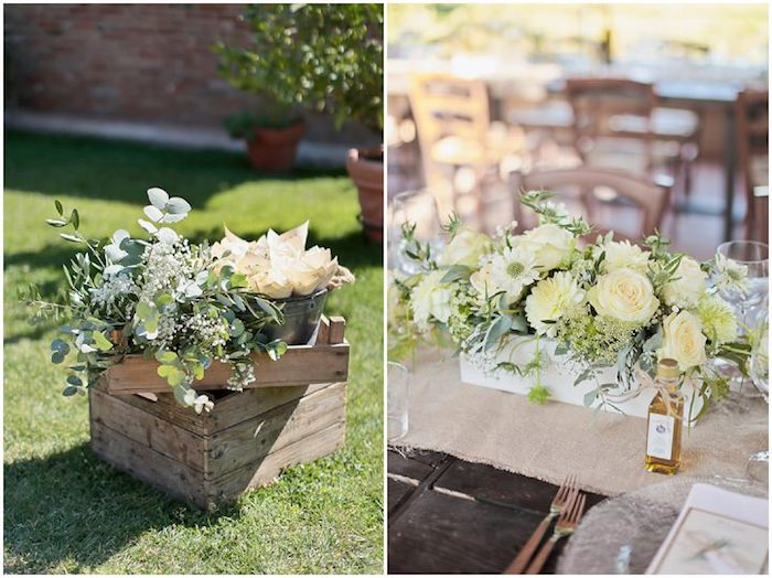 Deco table mariage champetre menu mariage comment décorer une table mariage champetre