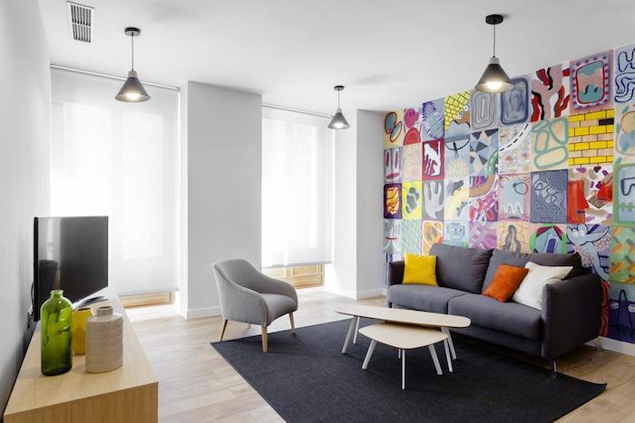 Aménagement studio 30m2 idée déco studio deco petit appartement art