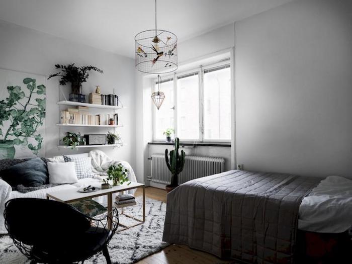 Décoration d'intérieur idée appartement design appartement deco belle