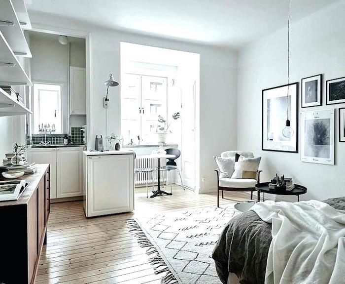 Idée déco studio appartement design deco petit appartement cool studio etudiant