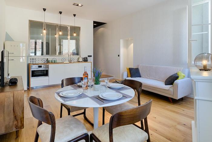 Appartement moderne appartement design aménagement studio 20m2 appartement design moderne salle de sejour cuisine et salle a manger