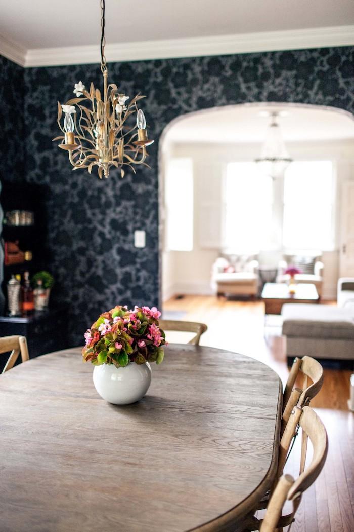 Décorer son salon et salle à manger qui donne au séjour comment amenager salon salle a manger rectangulaire