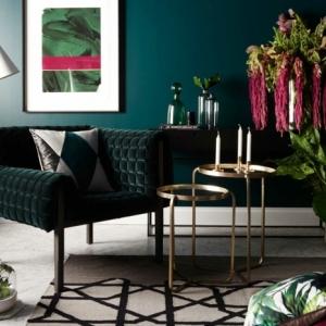 La décoration intérieure salon - les tendances à adopter en 2018