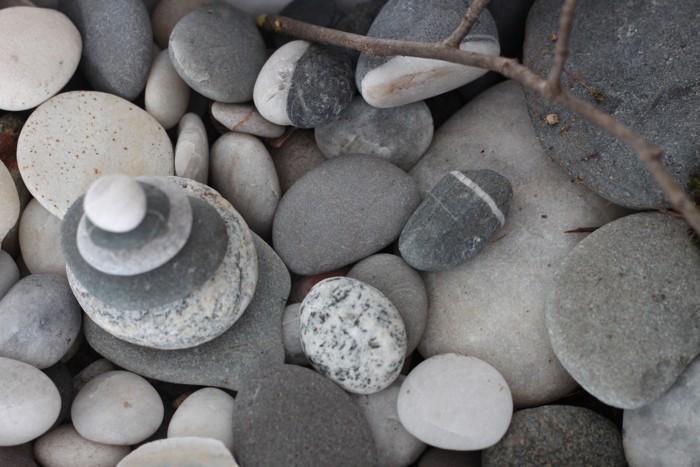 tutoriel galets pour mini jardin zen japonais de décoration d intérieur