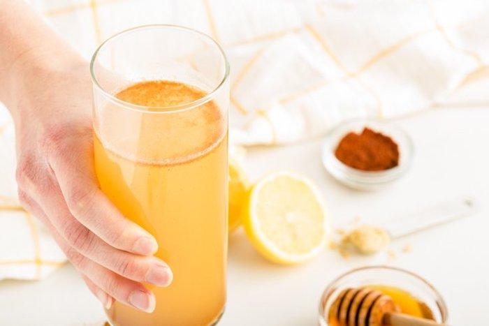 Idée boisson detox citron gingembre boisson rafraichissante detox boisson recette thé magique