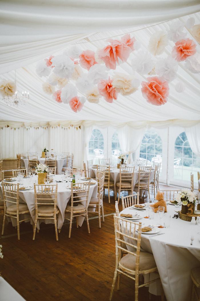 Décoration de table pas cher centre de table mariage table à décorer tables rondes salon bien décoré mariage