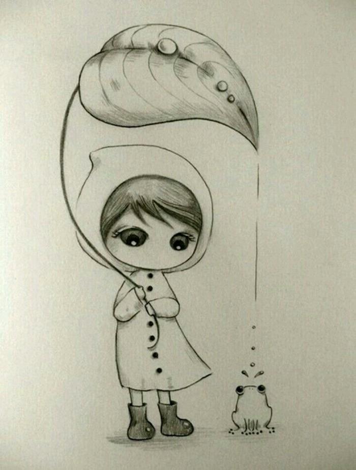 Petit dessin mignon quel dessin choisir à faire mignon dessin animé adorable