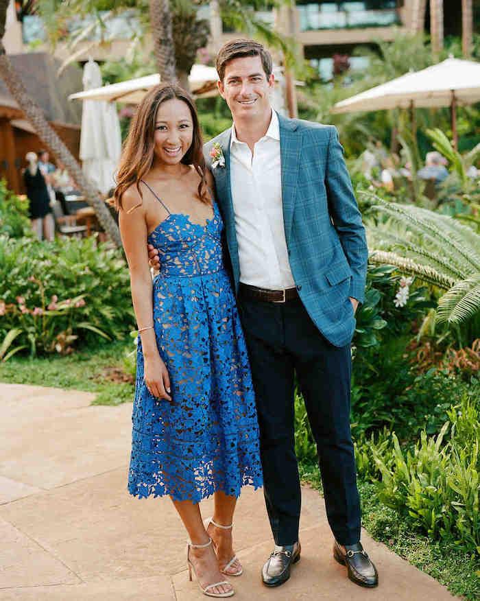 Robe ceremonie femme idée comment s'habiller mariage photo inspiration