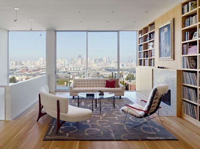 Idee aménagement petit studio aménagement studio 20m2 deco appartement avec chouette vue