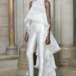 Tailleur pantalon femme chic pour mariage pour la mariée et pour l'invitée. 86 modèles