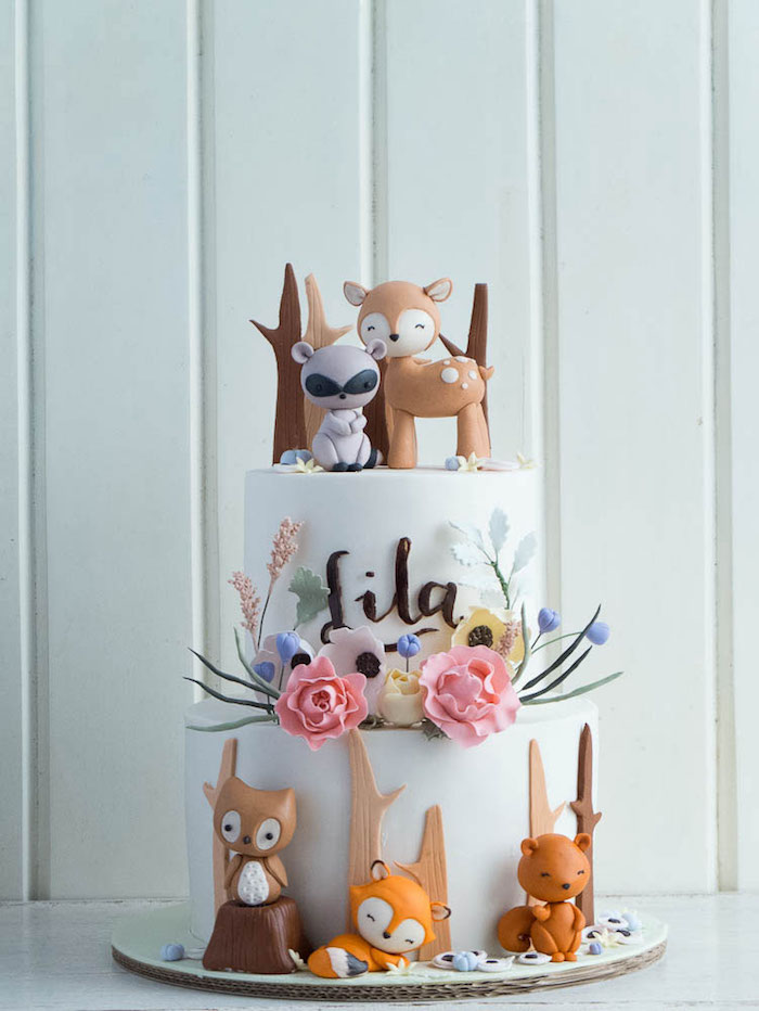 Quelle est la meilleure recette gateau anniversaire gateau enfant 3 ans animaux mignons