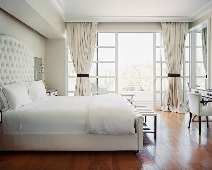 Idée couleur chambre couleur idéale pour chambre adulte comment décorer la chambre tout blanche
