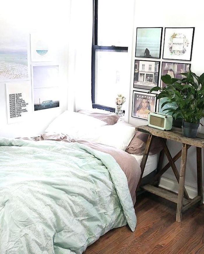 Tapisserie chambre adulte couleur idéale pour chambre adulte bohème chic chambre cosy