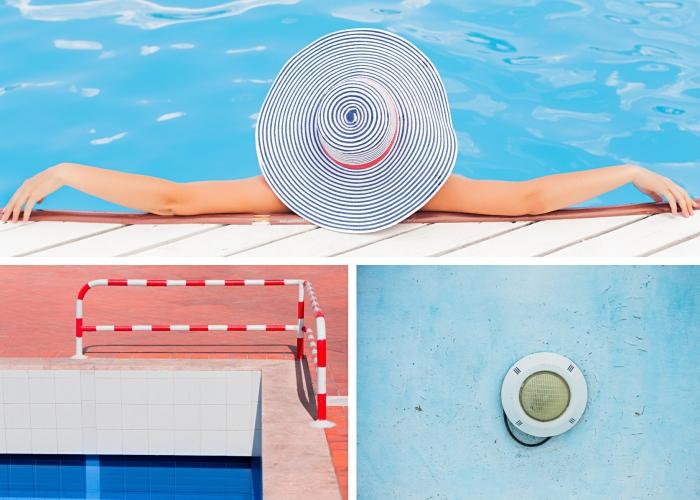 exemple d'équipements et dispositifs de sécurité pour la piscine extérieure, idée assurance multirisque habitation et piscine