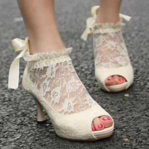 Chaussure femme pour mariage - 8 éléments à prendre en considération