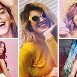 Quelle couleur de cheveux adopter pour être à l'affût des tendances 2018?