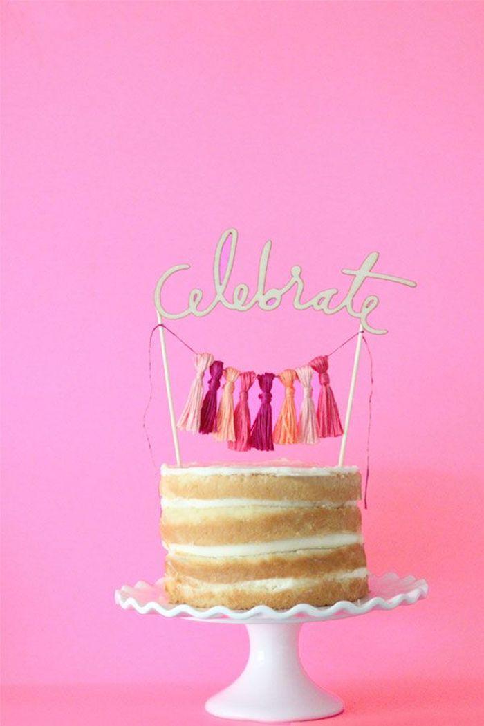 Gateau anniversaire facile recette gateau anniversaire produits bio magnifique