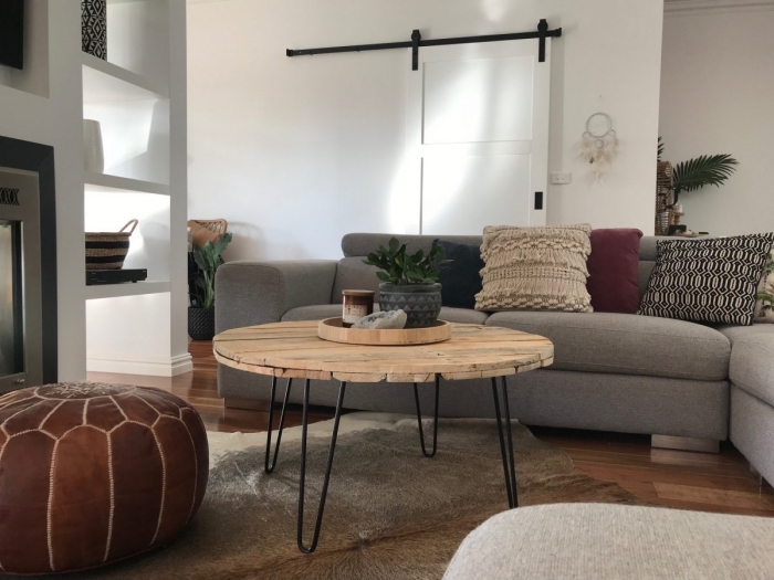 1001 Idees Brico Pour Realiser Une Table Basse En Palette