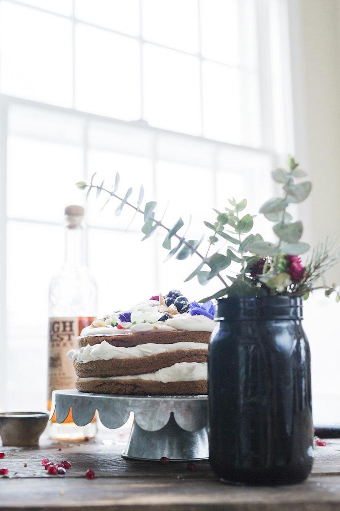 Dessert facile et rapide recette gateau anniversaire personnalisé 2 ans anniversaire cool gâteau stylée