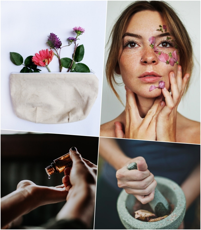 comment faire un masque pour le visage naturel pour lutter contre les imperfection et avoir une peau nette et lisse
