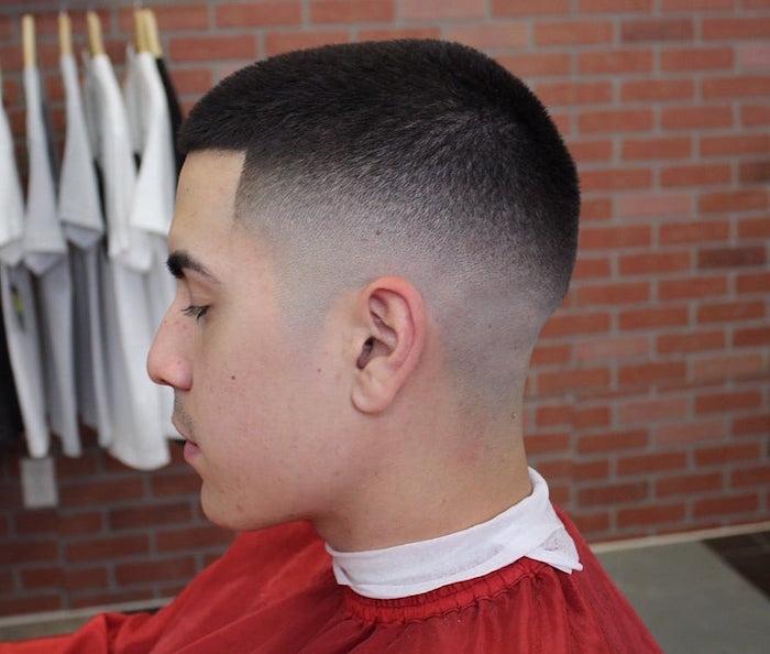 Comment couper cheveux degrade